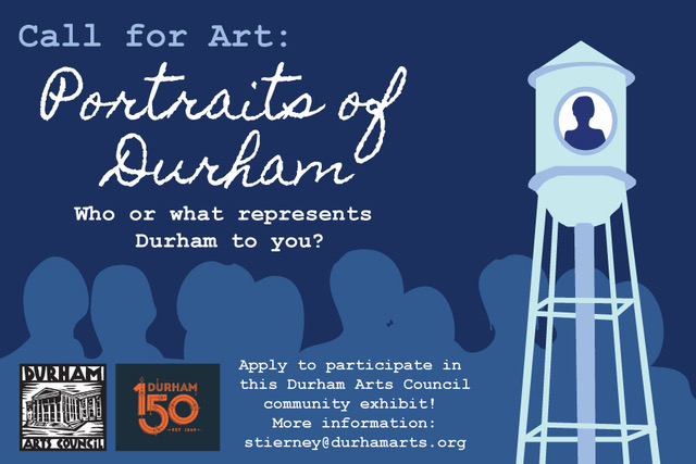 """Portraits of Durham"""" Call for Submissions - Museum of Durham History"""
