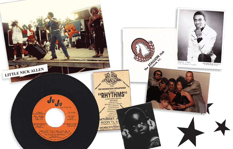 Bull City Soul: Durham's Musical Memories from the 1960's and 1970's