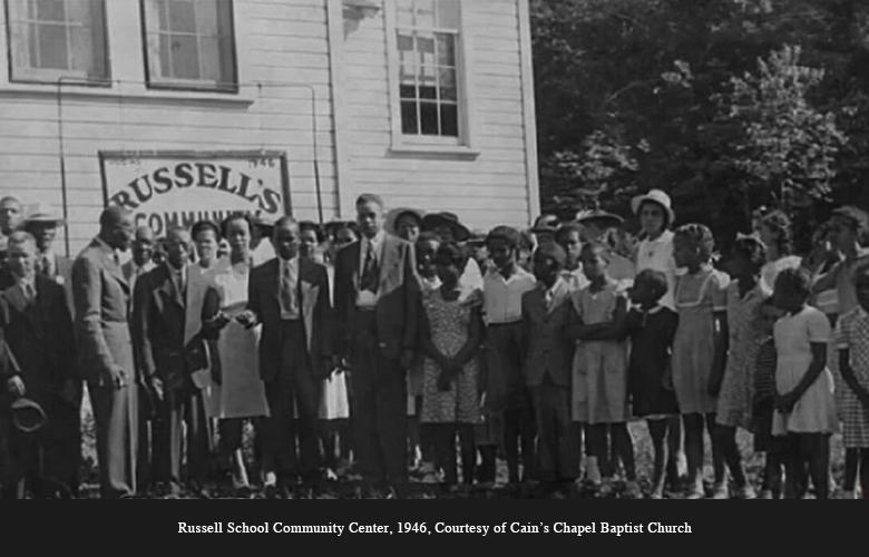 Russell School Community Center